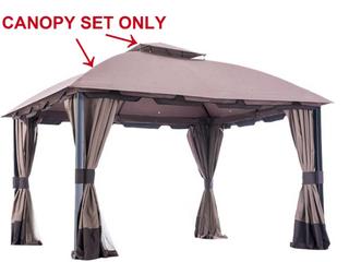 Sunjoy Replacement Canopy Set  C1