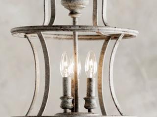 Armande 4 light lantern Cylinder Pendant  C2