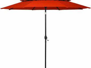 Costway 10ft 3 Tier Umbrella  C2