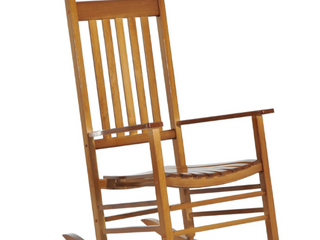 Outsunny Porch Rocking Chair  C2