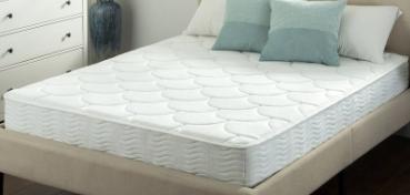Zinus Tight Top 8in Spring Foam Mattress  E1