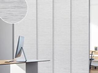 GoDear Design Natural Woven Adjustable Sliding Panel  E1