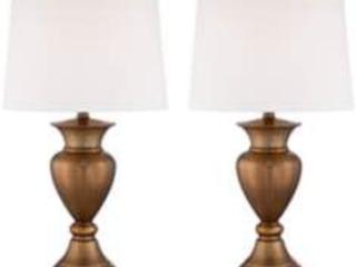 lynde Metal Table lamp  Set of 2   E2