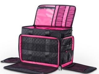 DeNOA Rolling Arts and Crafts Tote Bag  A3