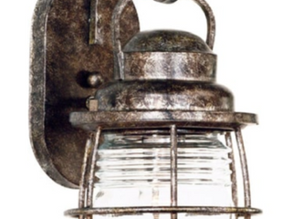 Rockledge Small 1 light Weathered Bronze  2   A1