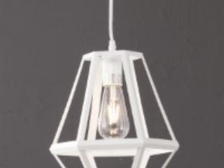 Draco Caged lantern Pendant lamp  B1