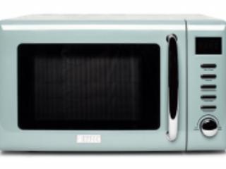 Haden Heritage Turquoise Microwave  B1