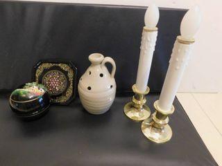 Several Home Decor Items