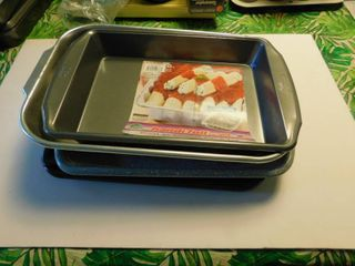 Two Broilers   Two Baking Dishes