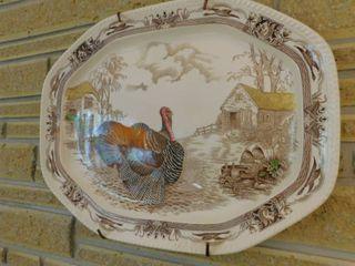 Johnson Brothers Turkey Platter