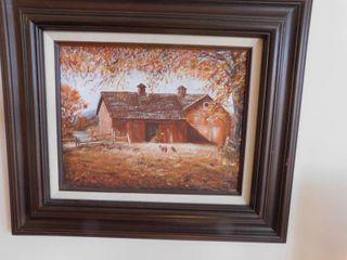 Julie Anderson Oil Painting