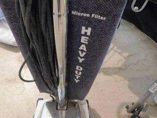 Upright Sanitare Vacuum Sweeper