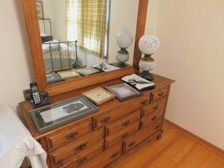 Triple Dresser   Mirror