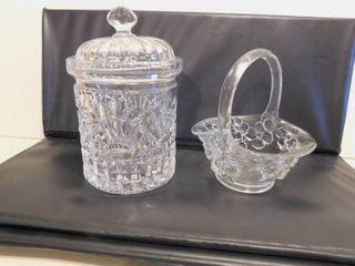 Bisket Jar   Wedding Basket