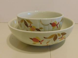 Jewel Tea Bowl Set