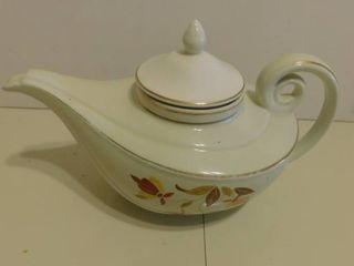 Jewel Tea Tea Pot