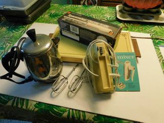 Kitchen Electrical Items