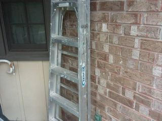 Werner 6 FT Aluminium Step ladder