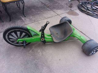 Green Machine Toy Bike