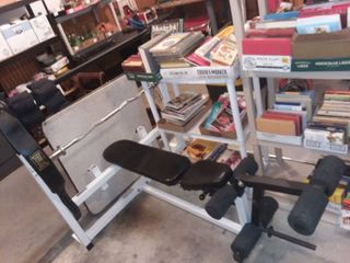 Peabody Workout Bench