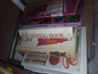 Sewing Books
