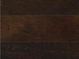 465 SF of Dark Engineered Brazilian Chestnut Hardwood Flooring   Ebony