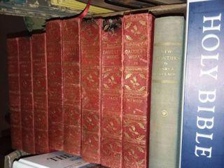 Daudets Works Books