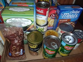 Assorted Pantry Items