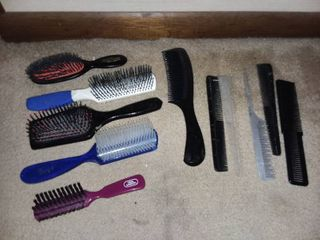 Brushes and Combs