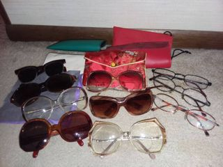 Glasses and Glasses Cases
