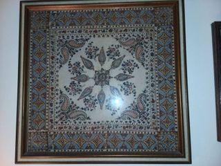 Tapestry Framed Wall Art