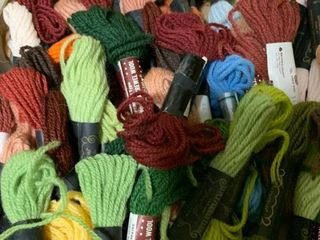 Assortment of Needlepoint yarn