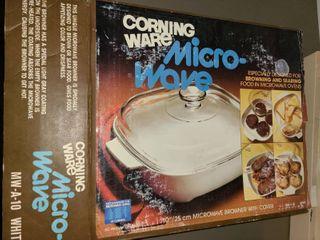 CORNING WARE Microwave Browner