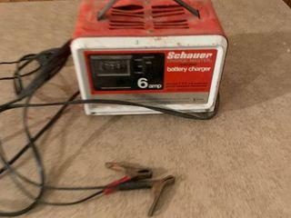 Schafer Charge master battery charger