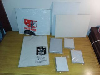 Various Canvases