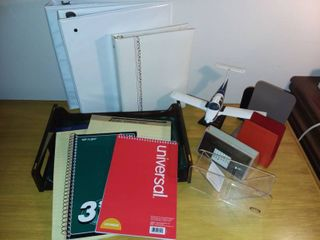 Assorted Office Items