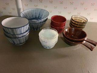 Bowls  and Ramikins