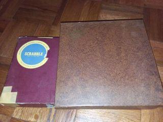 Scrabble and Scrabble Travel Edition