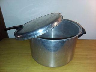 Mirro 16 QT Stock Pot with lid