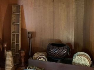 Wooden home Decor with coasters