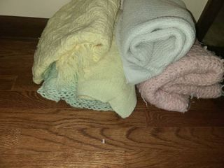 BABY BlANKETS  5 TOTAl
