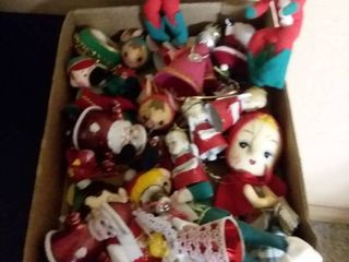 Vintage Character Ornaments