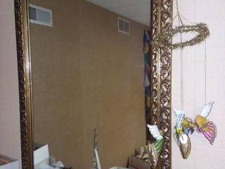 Framed Mirror 41 x 29 in