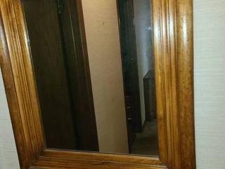 Framed Mirror 23 x 27