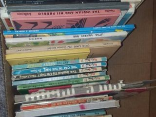 Vintage Collectible Childrens Books