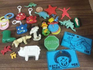Vintage Small Toys