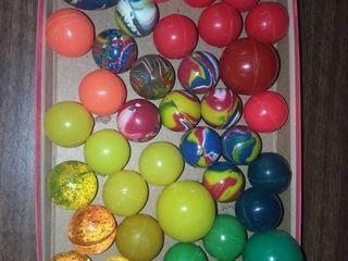 Vintage Very Bouncy Balls