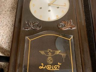 Regulator clock 31 x 14 x 6