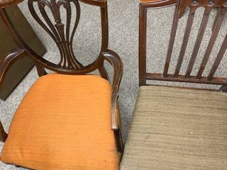 Miscellaneous dining chairs