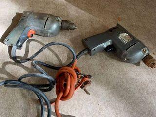 Electric drills